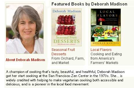 Read more about Deborah Madison